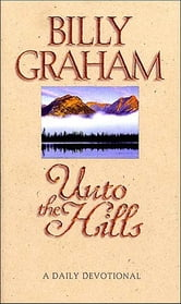 Unto the Hills ebook by Billy Graham