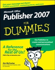 Microsoft Office Publisher 2007 For Dummies ebook by Kobo.Web.Store.Products.Fields.ContributorFieldViewModel