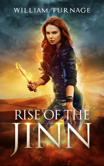Rise of the Jinn ebook by William Turnage