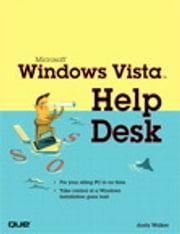 Microsoft Windows Vista Help Desk ebook by Andy Edward Walker