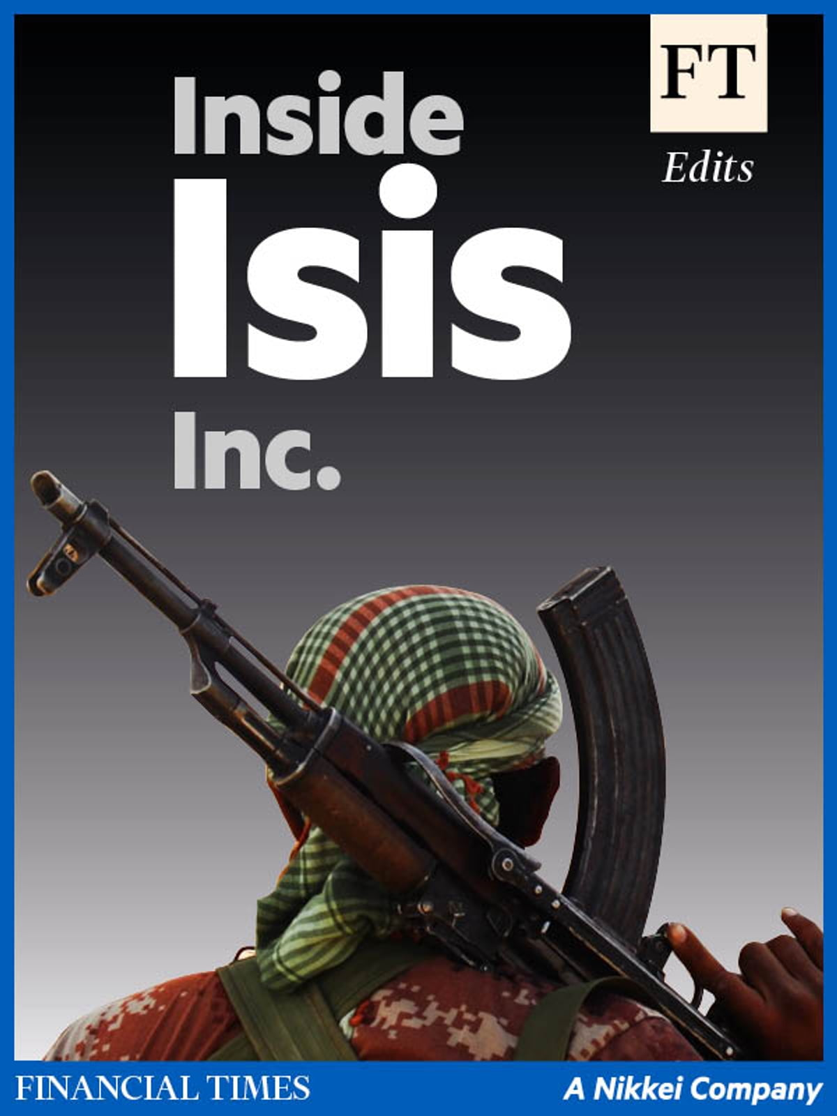 Inside Isis Inc Ebook By Financial Times
