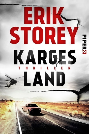 Karges Land - Thriller ebook by Erik Storey