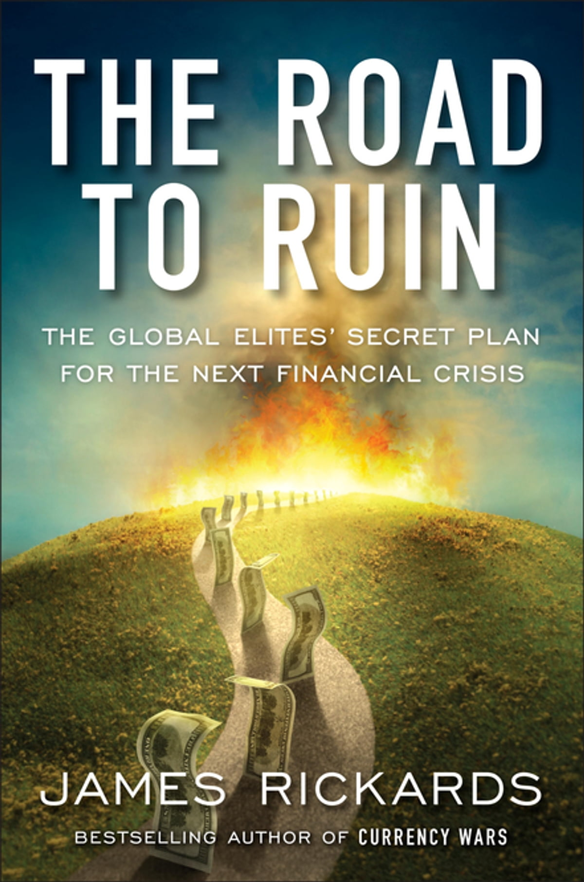 The Road To Ruin  The Global Elites' Secret Plan For The Next Financial  Crisis