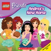 LEGO Friends: Andrea's New Horse ebook by Jenne Simon