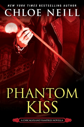 Phantom Kiss ebook by Chloe Neill