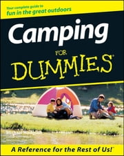 Camping For Dummies ebook by Michael Hodgson