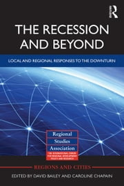 The Recession and Beyond - Local and Regional Responses to the Downturn ebook by