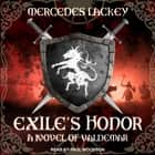 Exile's Honor - A Novel of Valdemar audiobook by Mercedes Lackey