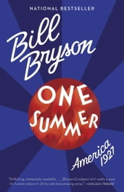 One Summer - America, 1927 ebook by Bill Bryson