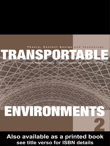 Transportable Environments 2 ebook by
