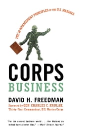 Corps Business ebook by David H. Freedman