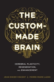 The Custom-Made Brain - Cerebral Plasticity, Regeneration, and Enhancement ebook by Jean-Didier Vincent,Pierre-Marie Lledo,Laurence Garey
