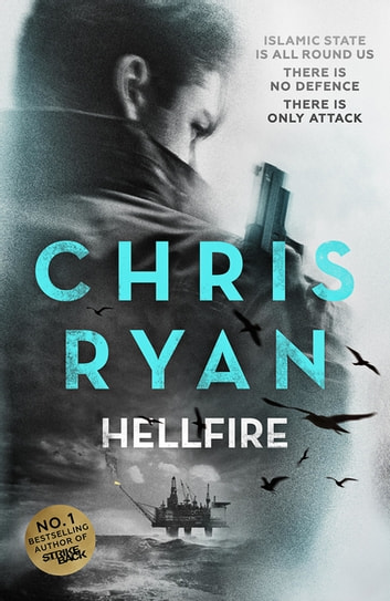 Hellfire - Danny Black Thriller 3 ebook by Chris Ryan