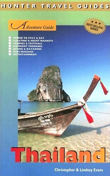 Thailand Adventure Guide ebook by Christopher  Evans