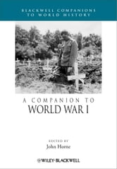 A Companion to World War I ebook by