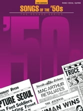 Songs of the 1950's - The Decade Series ebook by Hal Leonard Corp.