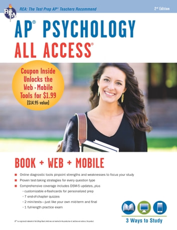 AP® Psychology All Access Book + Online + Mobile ebook by Ms. Nancy Fenton, M.A.,Ms. Jessica Flitter, M.A.