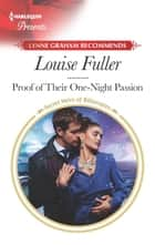 Proof of Their One-Night Passion ebook by