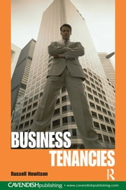 Business Tenancies ebook by Russell Hewitson