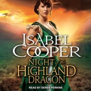 Night of the Highland Dragon audiobook by Isabel Cooper