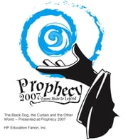 The Black Dog, the Curtain and the Other World: Presented at Prophecy 2007 ebook by HP Education Fanon, Inc.