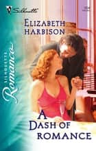 A Dash Of Romance ebook by Elizabeth Harbison