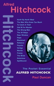 Alfred Hitchcock ebook by Duncan, Paul