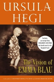 The Vision of Emma Blau - A Novel ebook by Ursula Hegi