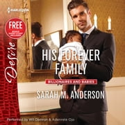 His Forever Family - w/ Bonus Short Story: Never Too Late audiobook by Sarah M. Anderson, Brenda Jackson