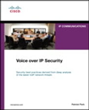 Voice over IP Security ebook by Patrick Park