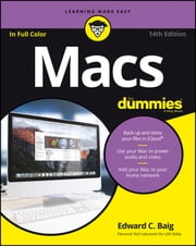 Macs For Dummies ebook by Edward C. Baig