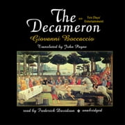 The Decameron - or Ten Days' Entertainment audiobook by Giovanni Boccaccio
