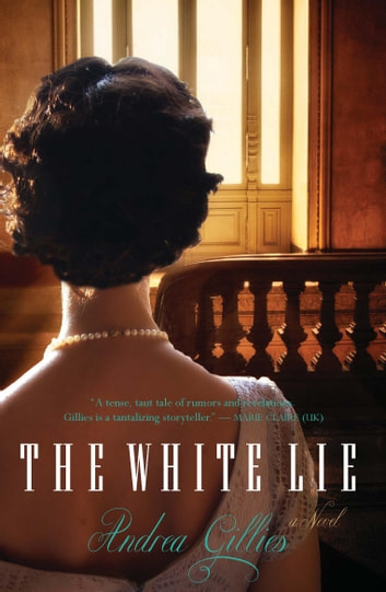 The White Lie ebook by Andrea Gillies