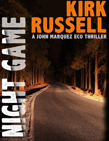 Night Game ebook by Kirk Russell