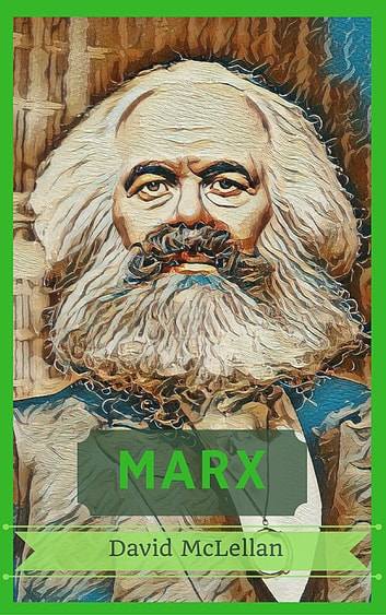 Marx ebook by David McLellan