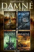 Coffret Damné - tomes 1,2,3,4 ebook by Herve Gagnon