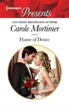 Flame of Desire ebook by Carole Mortimer