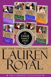 Chase Family Series: The Complete Jewels & Flowers Collection - A 9-Book Historical Romance Boxed Set ebook by Lauren Royal