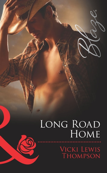 Long Road Home ebook by Vicki Lewis Thompson