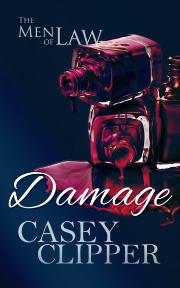 Damage ebook by Casey Clipper