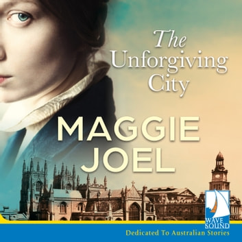 The Unforgiving City audiobook by Maggie Joel