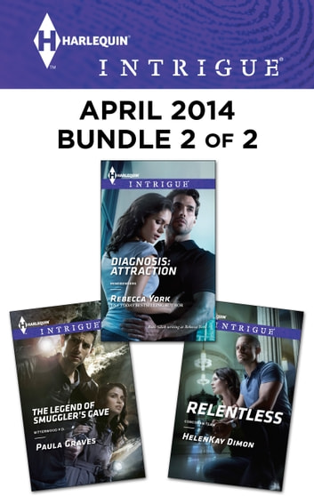 Harlequin Intrigue April 2014 - Bundle 2 of 2 - An Anthology ebook by Paula Graves,HelenKay Dimon,Rebecca York