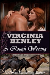 A Rough Wooing ebook by Virginia Henley
