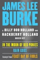 A Billy Bob and Hackberry Holland Ebook Boxed Set ebook by James Lee Burke