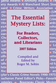 Essential Mystery Lists, The ebook by Sobin, Roger