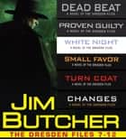The Dresden Files Collection 7-12 ebook by Jim Butcher