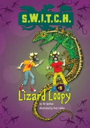 #09 Lizard Loopy ebook by Ali  Sparkes,Ross  Collins
