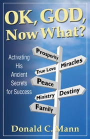 OK, God, Now What? ebook by Mann, Donald C.
