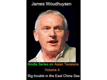 Big trouble in the East China Sea - Volume 4 ebook by James Woudhuysen