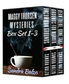 Maggy Thorsen Mysteries Box Set 1-3 ebook by Sandra Balzo